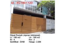 DIJUAL RUMAH JOJORAN SBY TIMUR