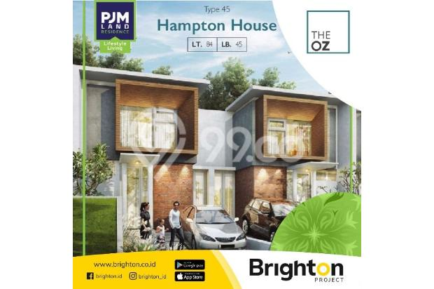 Dijual Rumah The OZ Residence Malang 16224681