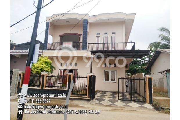 Dijual Rumah Semi Furnish, di Komplek Kenten Azhar, Kenten Laut Palembang 21702036