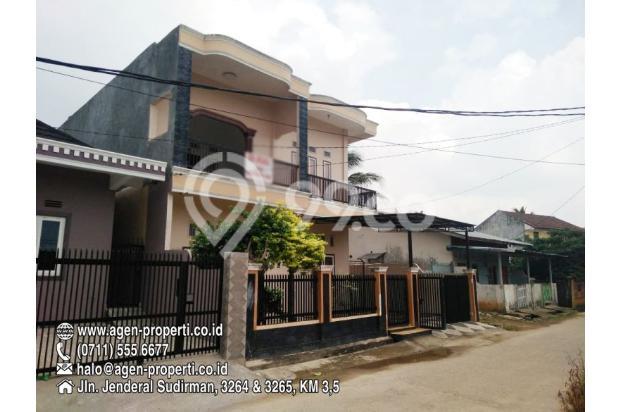 Dijual Rumah Semi Furnish, di Komplek Kenten Azhar, Kenten Laut Palembang 21702037