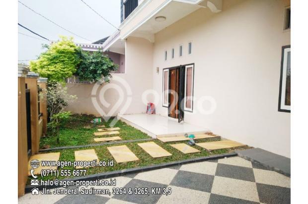 Dijual Rumah Semi Furnish, di Komplek Kenten Azhar, Kenten Laut Palembang 21702057