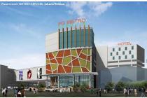 Kios Toko Lokasi Strategis Pusat Grosir Metro Cipulir Jakarta Selatan