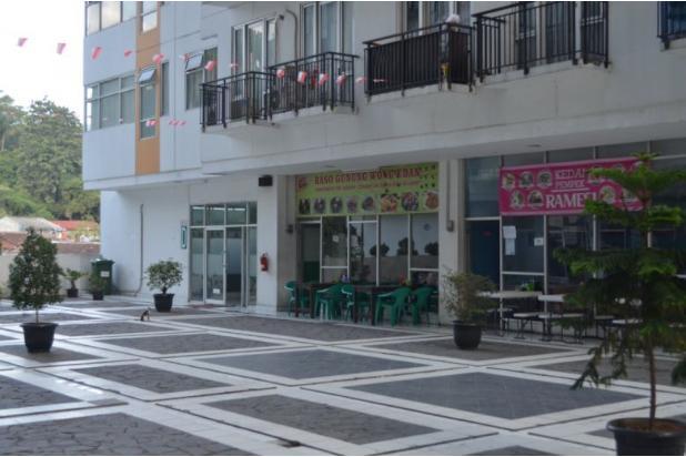 Apartemen dekat exit toll pasteur siap huni tanpa dp cukup booking aja 16451231