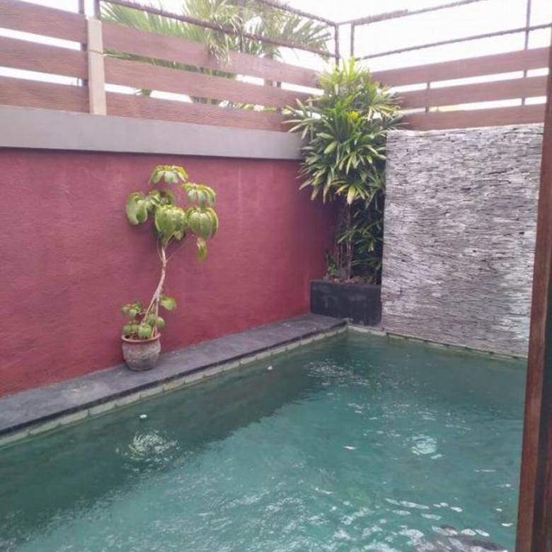 Villa for rent at Kayu Tulang Canggu