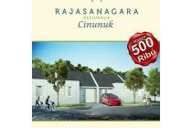 Perumahan Rajasanagara  Recidence DP500 harga MURAH