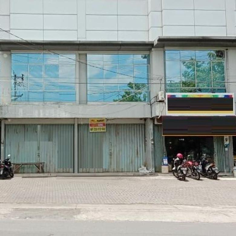 Ruko Siap Tempati Di Jl. Kesatrian, Jatingaleh, Semarang