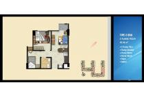 Dijual Apartement Signature Park Grande type 2BR