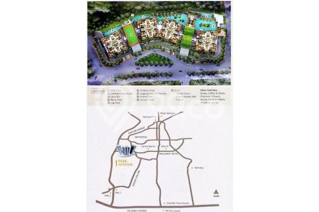 DIJUAL murah 1 Park Avenue apartment, Gandaria, Kebayoran lama, Jak-Sel 13872267