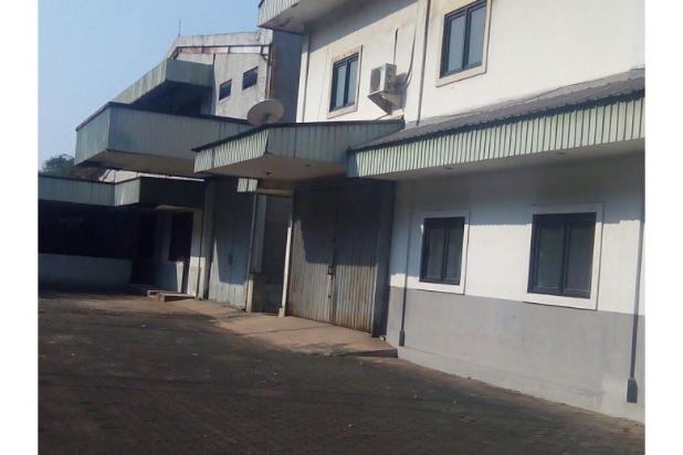 Dijual Gudang kawasan industri Jababeka, bangunan masih kokoh dan harga ber 7608889