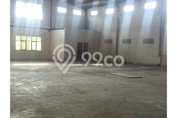 Dijual Gudang kawasan industri Jababeka, bangunan masih kokoh dan harga ber 7608892