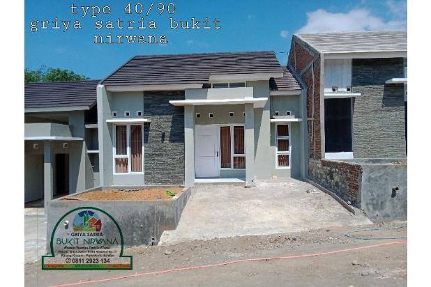 Rp313jt Rumah Dijual