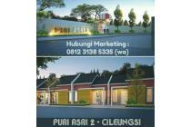 perumahan murah puri asri 2 cileungsi KPR subsidi lokasi ramai strategis