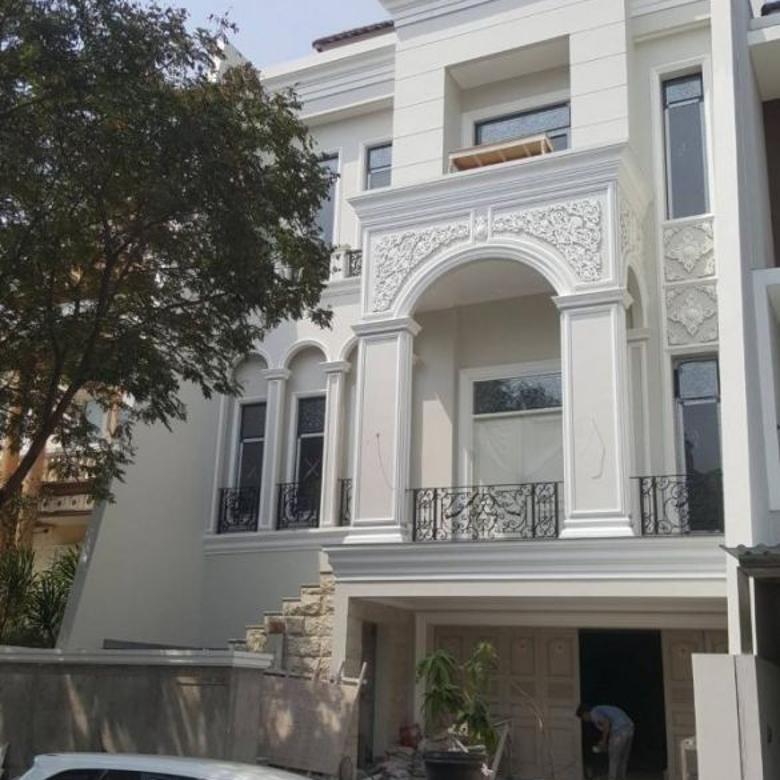 Dijual Rumah PIK Pantai Indah Kapuk Garden House 250m2 Elegant