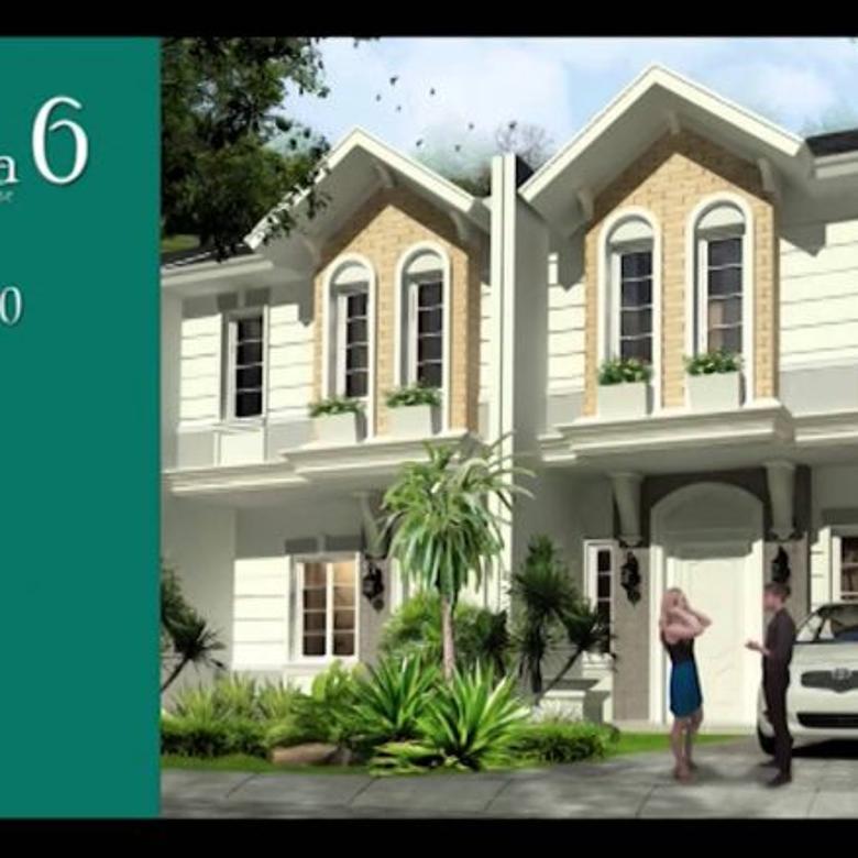 Rumah Vanya Park, BSD City, Tangerang, Banten