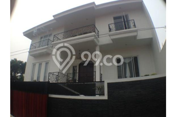 Rumah Kompleks DPR Kemanggisan Jakarta Barat 14443880