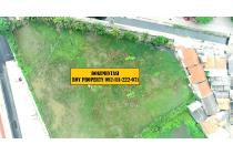 Tanah Cakung 1 Ha Inspeksi Pam Jakarta Timur Dkt Tol Cakung Strategis ( Zona Industri )