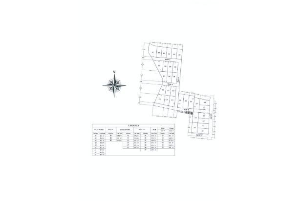 Rp4,55jt Tanah Dijual