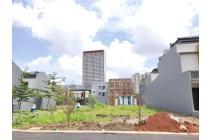 1 Menit ke Binus University! Kavling Hoek Hadap Selatan di Cluster Premium Alam Sutera