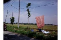 Tanah Dijual Pinggir Jalan Dekat Bandara Soekarno Hatta Tangerang