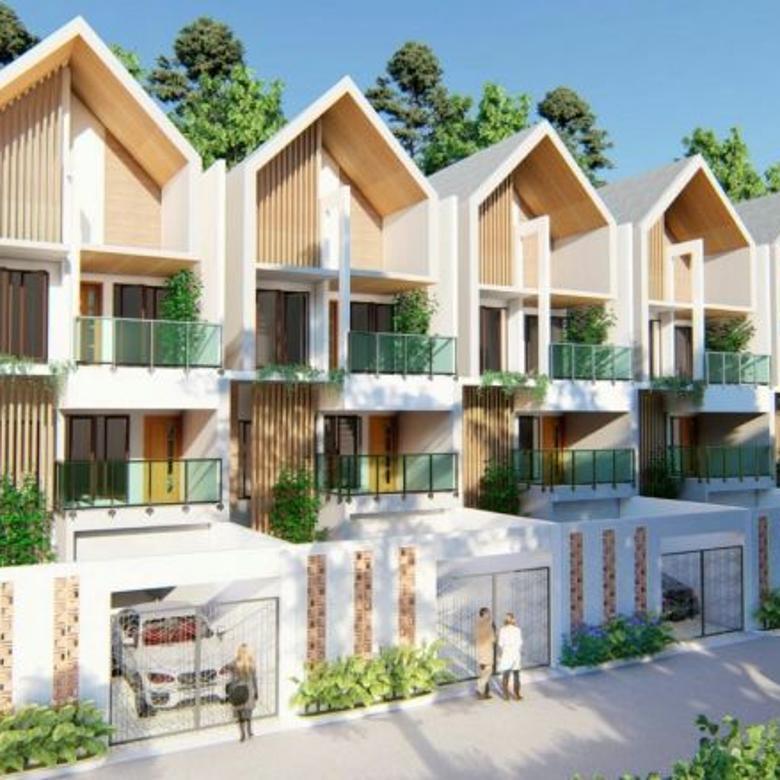 Rumah Mewah 3 Lantai Harga 2 Lantai di TENGAH KOTA BANDUNG