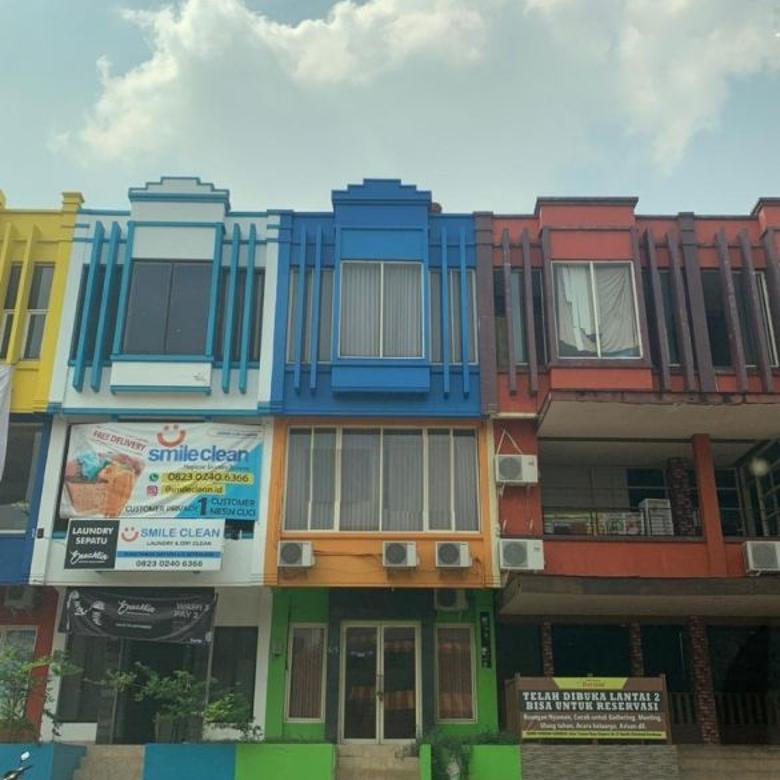 Ruko Citraland Taman Gapura Surabaya Desain Ciamik 3 5 Lantai