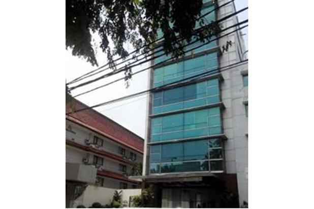 Disewa Ruang Kantor 600.6 sqm di E Trade Building, Menteng, Jakarta Pusat 14022534