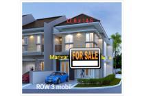 #M030024 Modern Minimalist House At Manyar Tirtoyoso SHM 2,6M