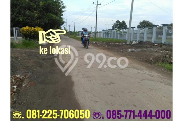 Dijual Lahan 50 Ha Peruntukan Perumahan Lokasi Wonosari Kendal Kota 9586205