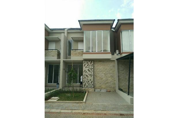 Rumah Tanpa DP,Akasia Serenity,Lokasi dekat Bintaro