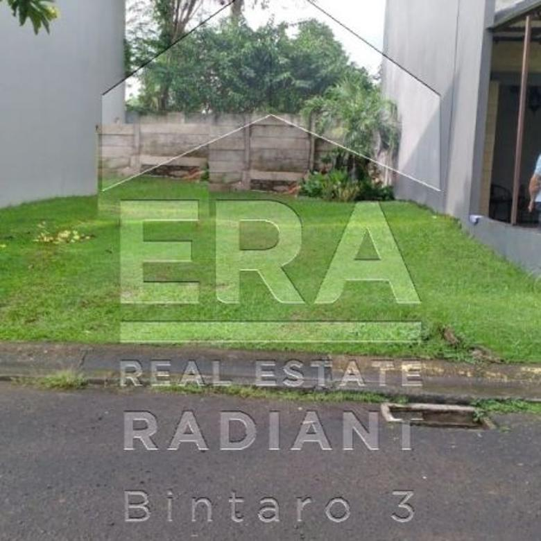 Tanah Kavling Kotak di Emerald Residence, Lokasi Bagus