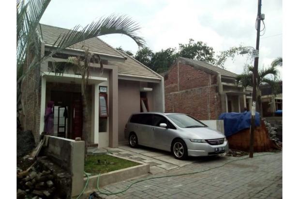 Rumah Baru Di Perumahan Sleman Permai, Desain Free 8059501