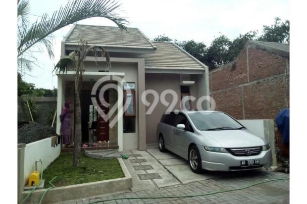 Rumah Baru Di Perumahan Sleman Permai, Desain Free 8059500
