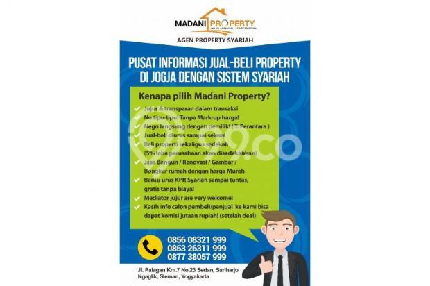 Rumah Baru Di Perumahan Sleman Permai, Desain Free 8059502