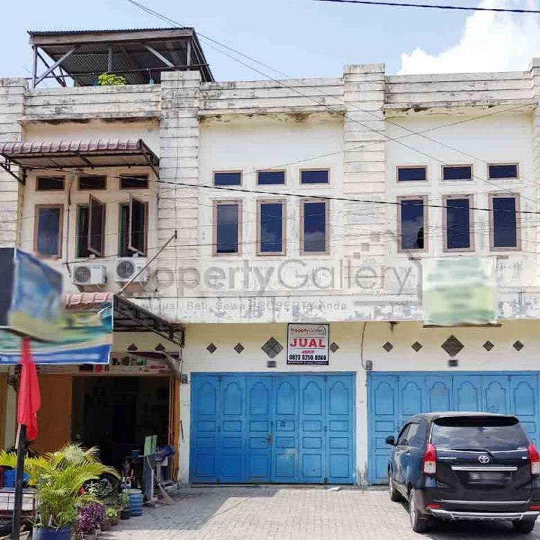 Ruko Komplek Pasar IV Indah (Jln Pasar IV Tapian Nauli) Medan