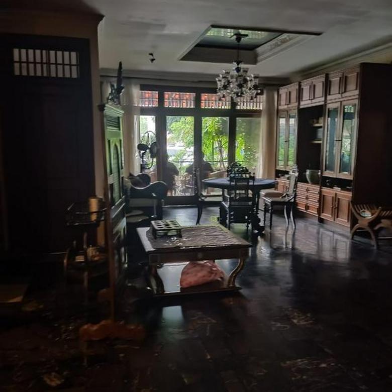 Rumah CANTIK ASRI SIAP HUNI DAN TIDAK BANJIR di kelapa gading