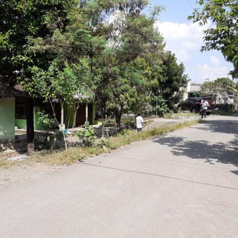 Tanah Kapling murah dan ideal kawasan kapus Amikom – UPN