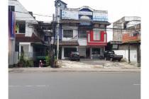 Sewa Gedung Mainroad Cihampelas Bandung. Lokasi strategis utk usaha & bank.