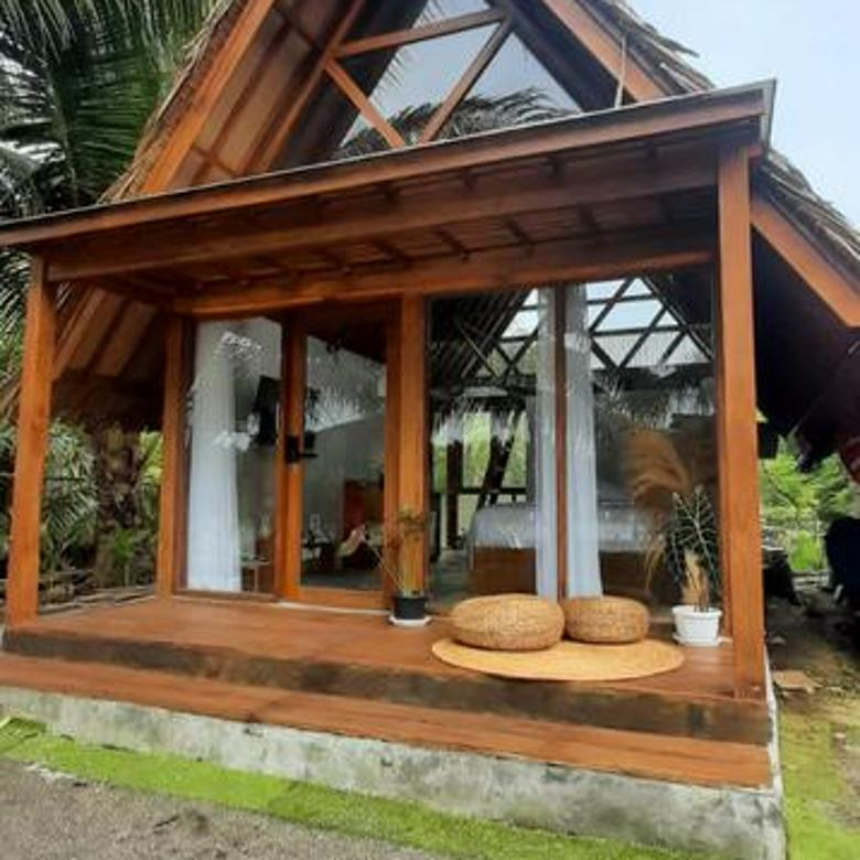 Villa Hotel Sabia Batukaras Pangandaran Investasi Cocok Untuk Anda