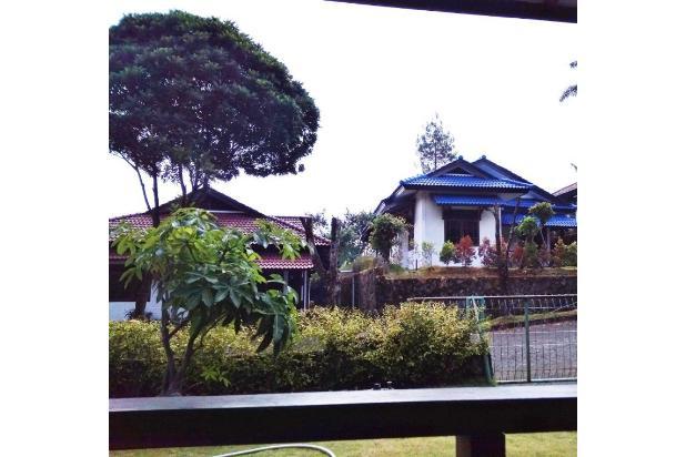 villa asri dalam komplek sekitar cipanas puncak gerbang jalan raya puncak
