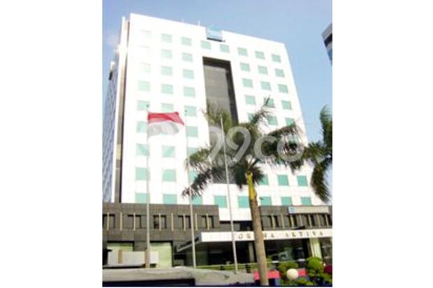 Disewa Ruang Kantor 380.33 sqm di Graha Aktiva, Kuningan, Jakarta Selatan 13567865