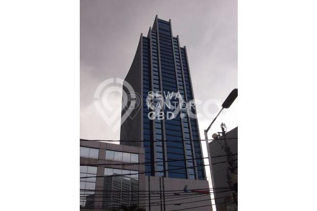 Sewa Kantor The City Center  155 M2 (Furnished) 54,2 Jt-an 13244746
