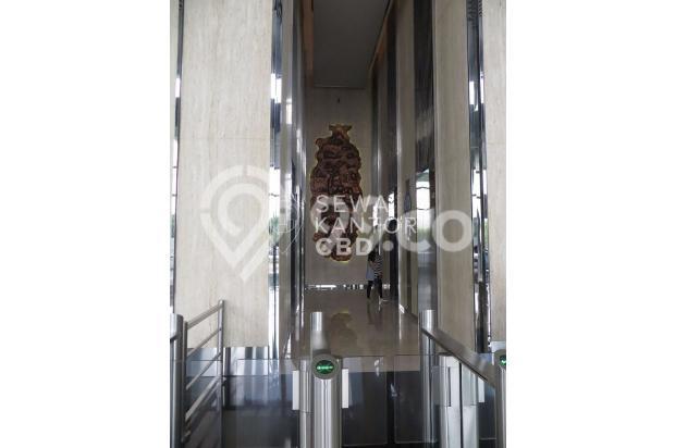 Sewa Kantor The City Center  155 M2 (Furnished) 54,2 Jt-an 13244750