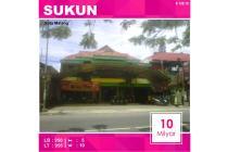 Rumah Usaha Cafe Resto di Sukun kota Malang _ 108.18