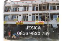 Rumah Fresh Minimalis Harga MURAH Terjangkau Di Utama Cengkareng uk.3.3x15