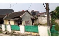 Dijual Cepat Rumah dan Tanah HOOK di Perumahan Binong Permai Blok I
