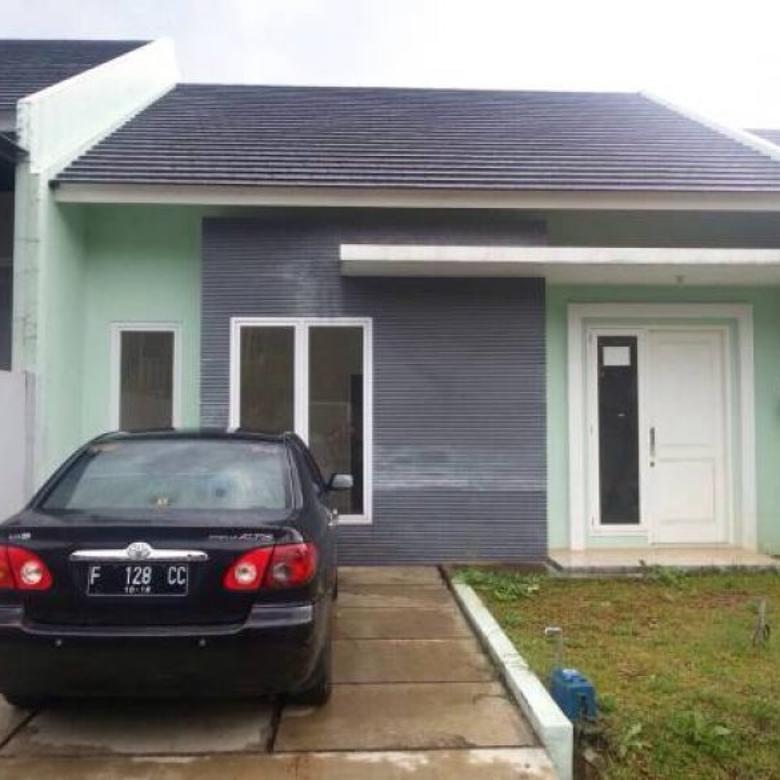 Rumah Baru di Cluster Livistona Pakuan Hills, Bogor AG749