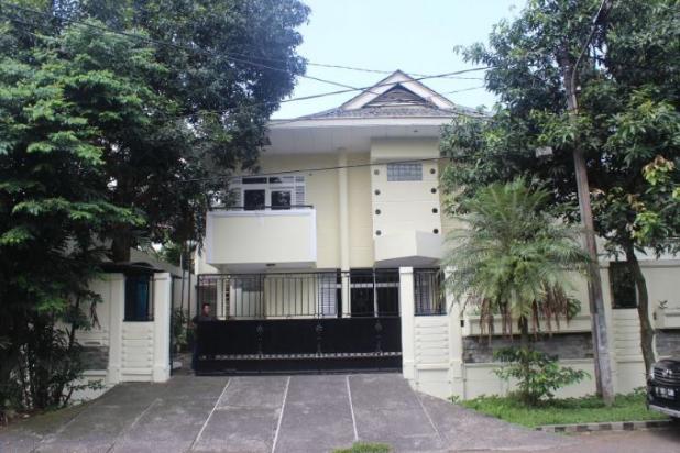 Rumah Bagus Luas di Cibubur, Jaktim 2058372