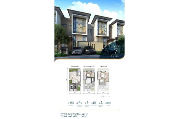 Rp4,94mily Rumah Dijual