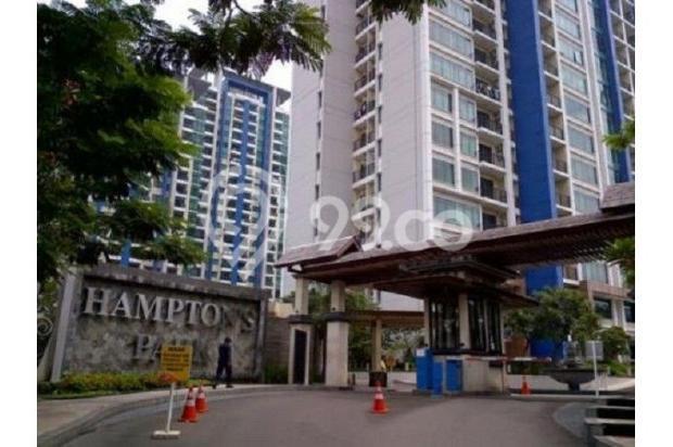 Apartemen Disewa Hampton Park 2BR Full Furnish