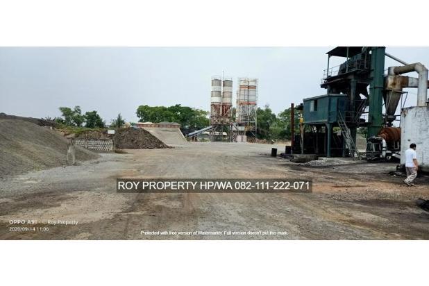 Rp600jt/bln Tanah Disewa